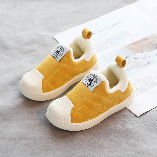 Autumn Shade Baby Booties - jackandbo.com