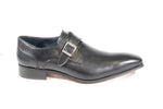 Aliverti Buckle-Up - Nero (Genuine Leather Upper & Sole)