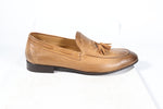 Aliverti Moccasin Tassel - Icaro Cuoio (Genuine Leather Upper & Sole)
