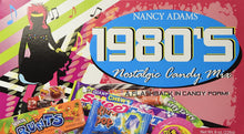 Load image into Gallery viewer, NANCY ADAMS DECADE BOX 1980'S
