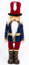 Load image into Gallery viewer, Fabric Toy Soldier
