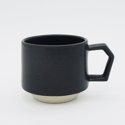 Japanese Mug - Black 9 oz.