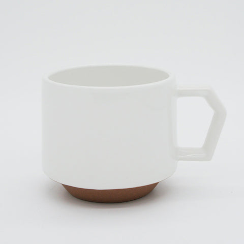 Japanese Mug - White 9 oz.