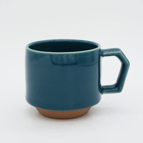 Japanese Mug - Green 9 oz.