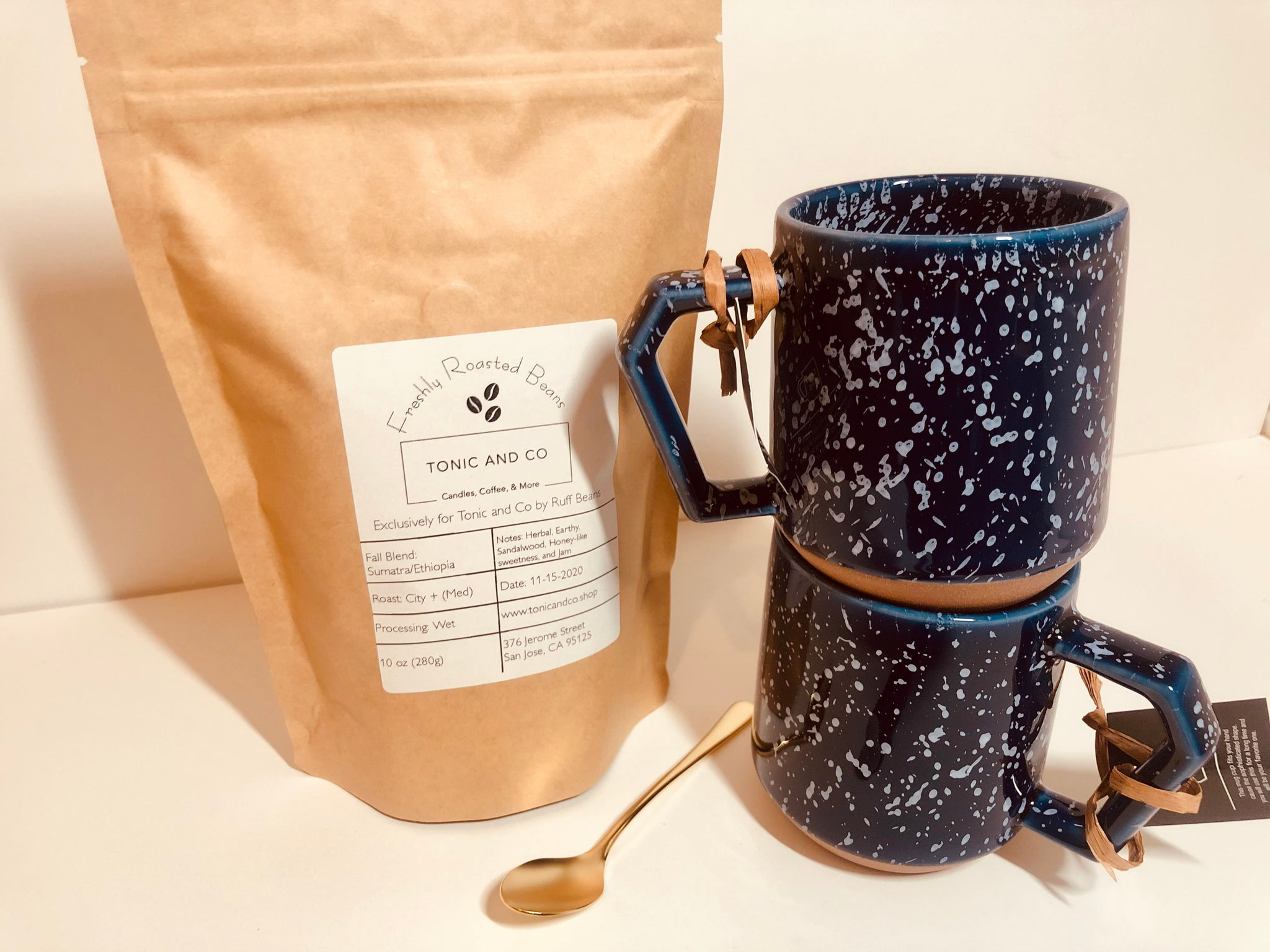 Coffee Lovers Bundle - Fundraiser