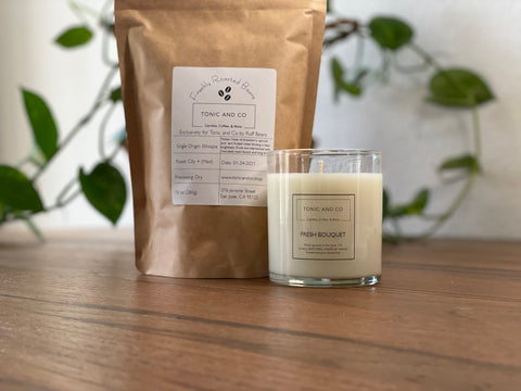 Candle & Coffee Bundle