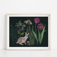 Load image into Gallery viewer, Woodland Garden Art Print