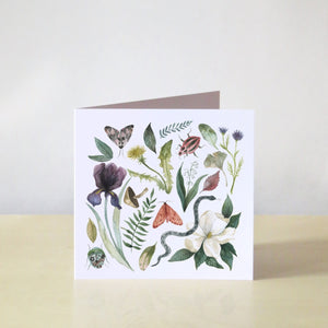Garden Treasures Card