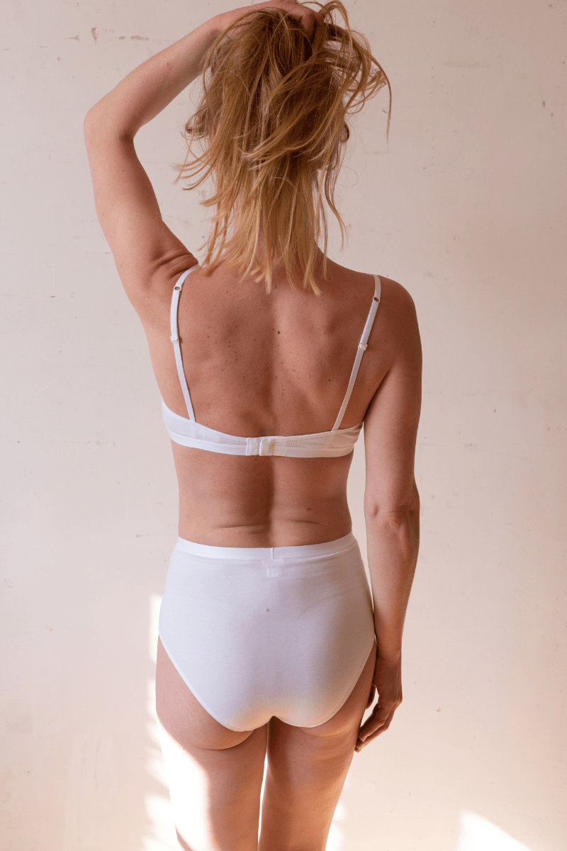 Culotte Intuition blanche