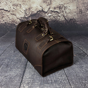 The Snake Oil Salesman (Men's Duffel Bag)