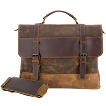 Load image into Gallery viewer, A Traveler's Tale (Men's Briefcase)