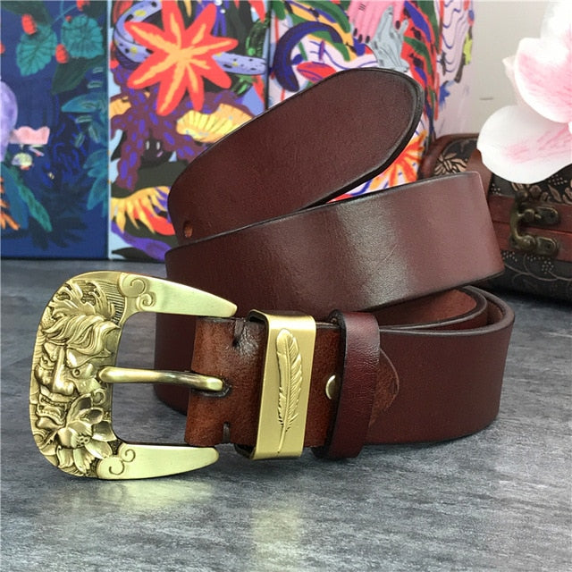 The City Slicker (Men's Belt)