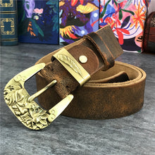 Load image into Gallery viewer, The City Slicker (Men's Belt)