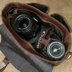 Kid Russell's Vision ( Camera Bag)