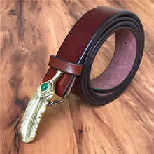 Load image into Gallery viewer, The Tralvint's One (Men's Belt)