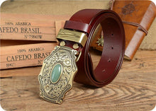Load image into Gallery viewer, The Gunslinger (Men's Belt)