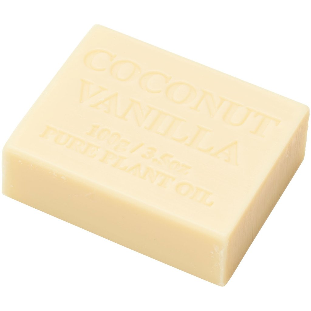 Coconut & Vanilla Soap Bar