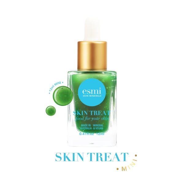 Mini Anti-Redness Minty Green Smoothie 15ml