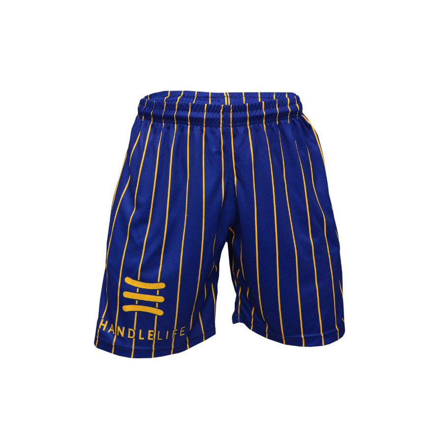 Handlelife Shorts - Yellow Stripe