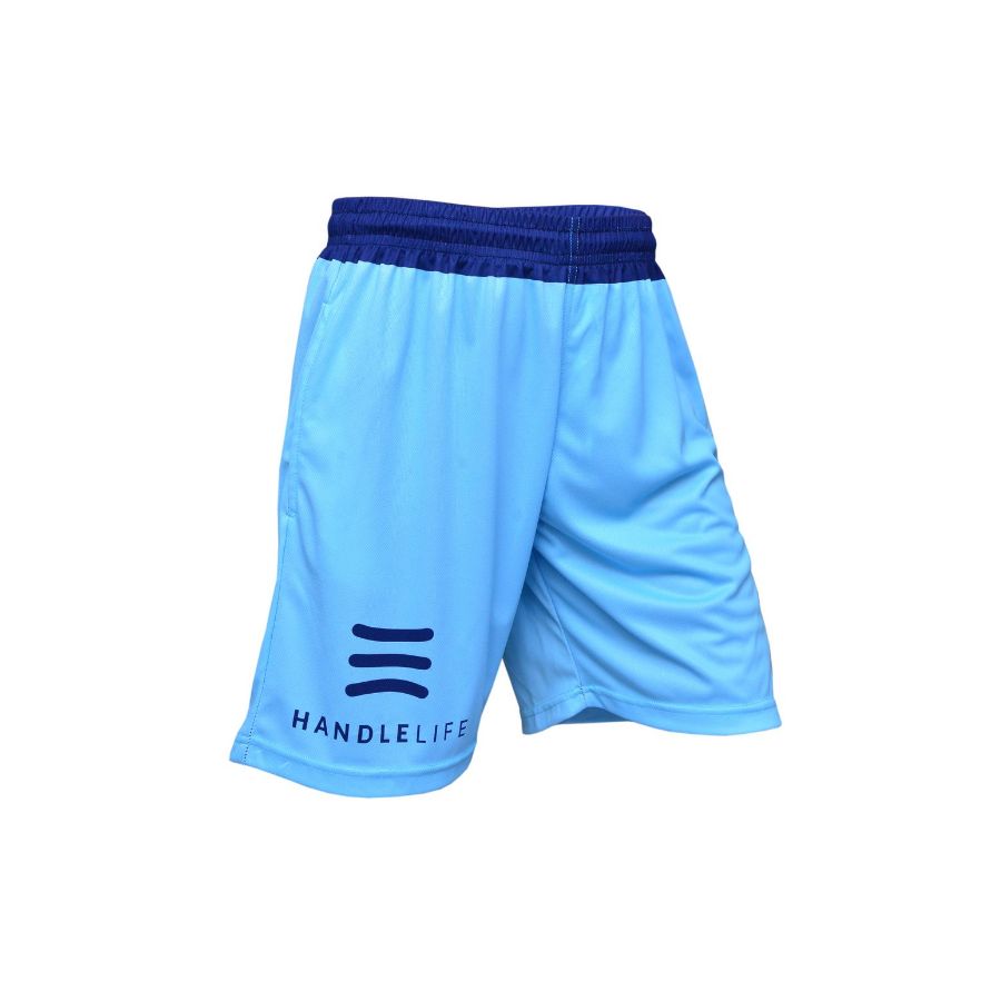 Handlelife Shorts - Blue & Blue