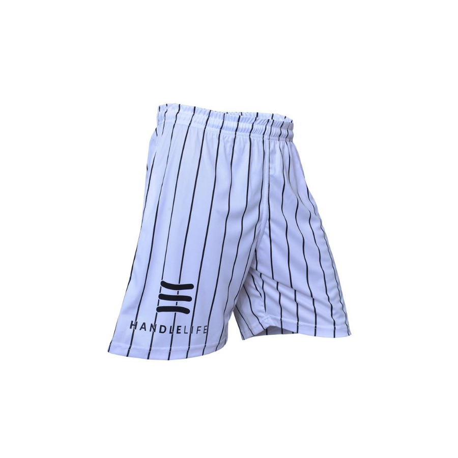 Handlelife Shorts - White Stripe