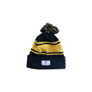 HandleLife Beanie - Yellow/Black