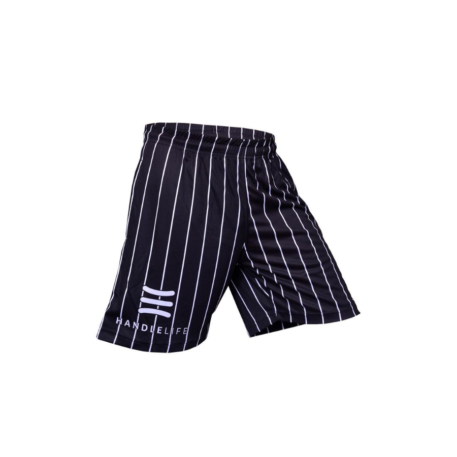 Handlelife Shorts - Black Stripe