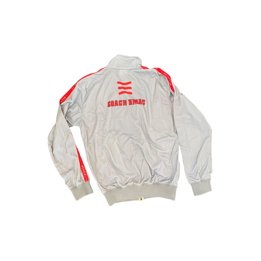 HandleLife Track Suit - Grey/Red