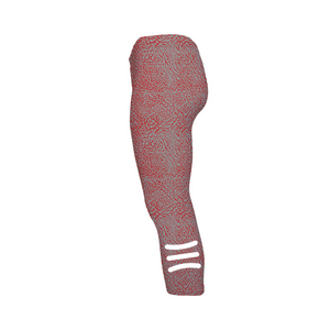 HandleLife Tights - Grey/Red