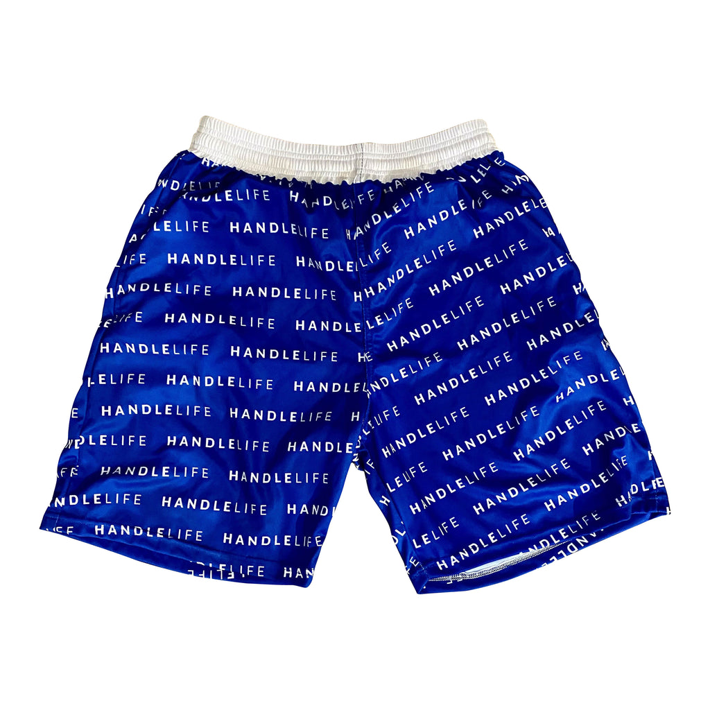 Handlelife All Over Shorts - Royal