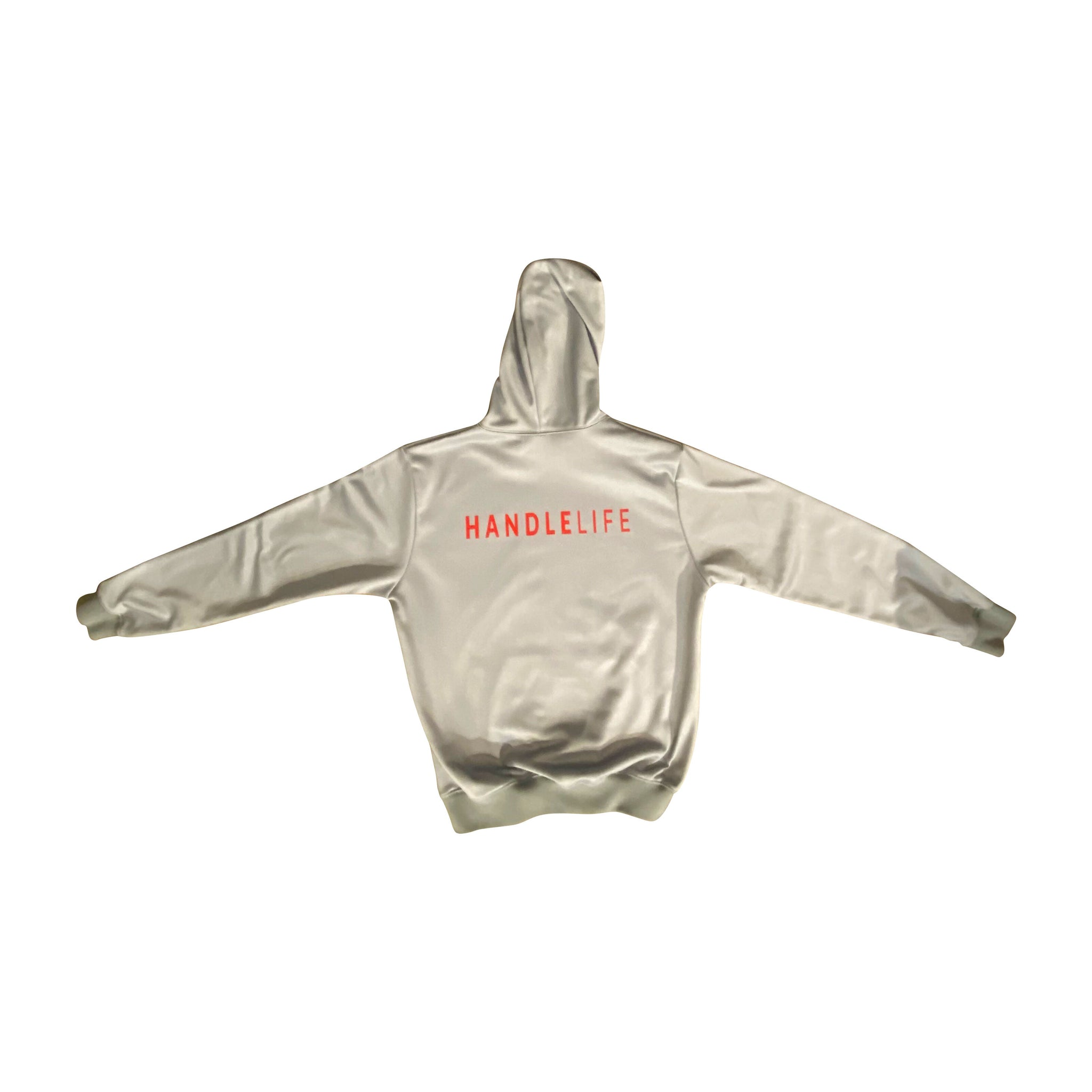 HandleLife Hoodie Suit - Grey/Red