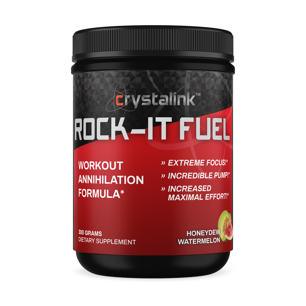 Rock-It Fuel (Honeydew Watermelon Flavor)