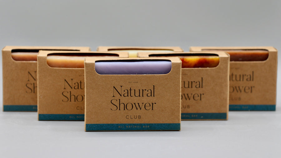 Favorites Collection All Natural Soaps