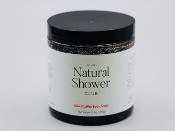Island Coffee Body Scrub