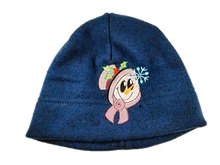 Load image into Gallery viewer, Snowman Beanie