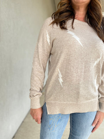 Kathleen Cashmere Sweater