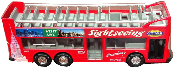 Die Cast NYC Sightseeing Bus