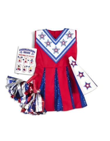 Melissa And Doug Cheerleader Costume