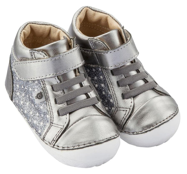 Old Soles Starstruck Pave - Silver