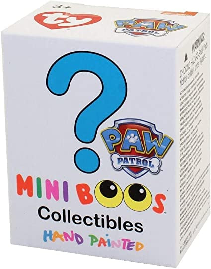 Mini Boo Paw Patrol Collection Mystery Box