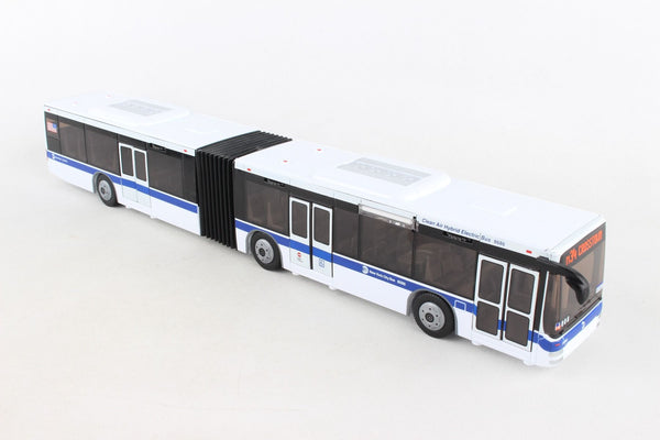 Daron MTA Articulated Bus