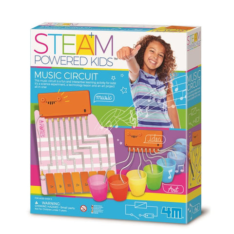 4M STEAM Music Circuit