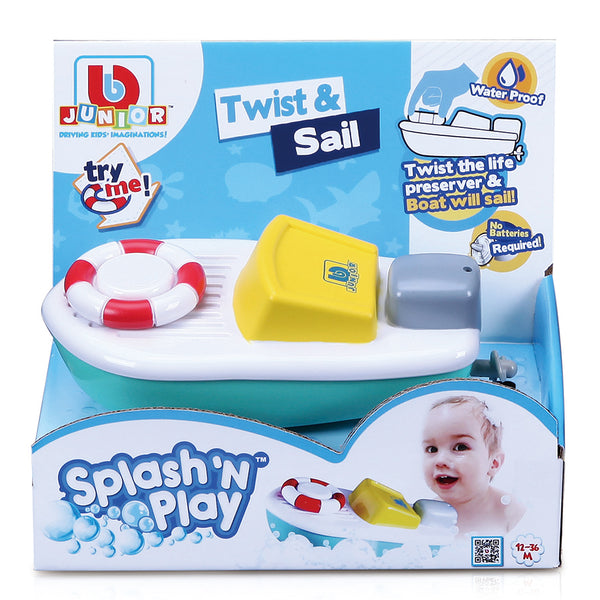 Splash n' Play, Twist & Sail