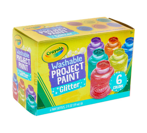 Crayola Washable Project Paint Glitter