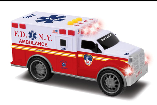 FDNY Ambulance with Lights and Sounds