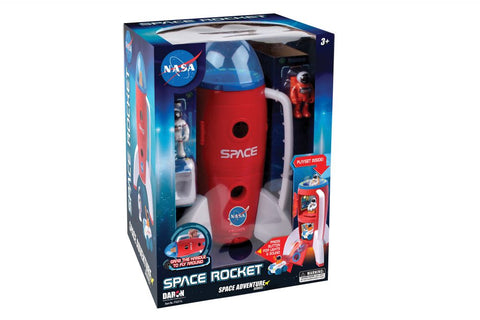 Daron Space Adventure Space Rocket