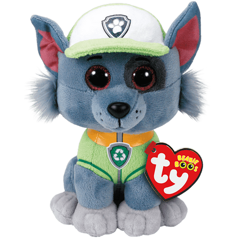Ty Rocky DOG FROM PAW PATROL