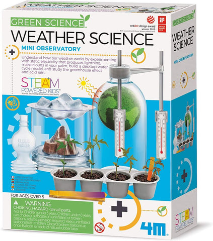 4m Weather Science - Mini Observatory
