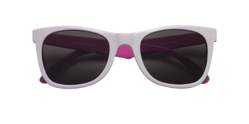 Toddlers Pink/White Sunglasses
