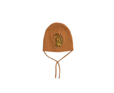 Mini Rodini Tiger Patch Hat